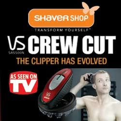 Shaver Shop Crew cut with the Clipper