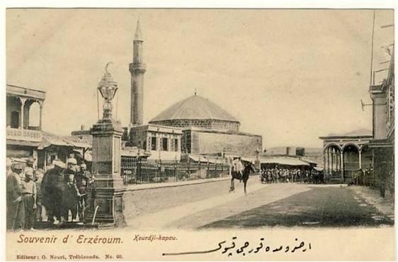 Erzurum Gürcü Kapı Camii