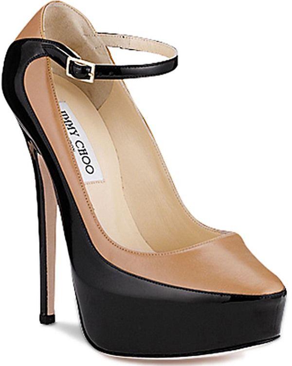 Jimmy Choo 'Siskin' Mary Jane Shoes                                                                                                                                                                                 More