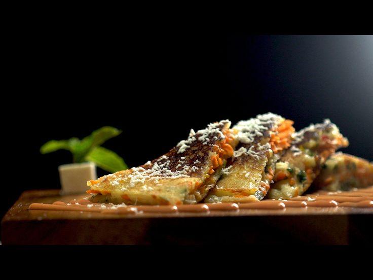 Semolina Pancakes #flapjacks #vegetarian #appandroid #recipes #videos