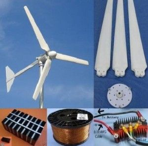 Wind Power - wind turbines and components... http://activelifeessentials.com/sustainable-living/ #sustainableliving #windpower