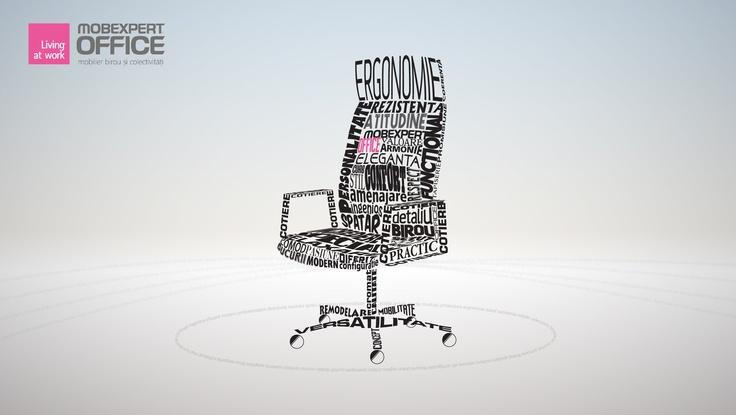 Când vorbim de scaune, mai ales despre cele de birou, ne gândim în primul rând la câteva atribute pe care trebuie să le posede, întrucât reprezintă un element important în buna desfăşurare a activităţii noastre. Printre cele mai des întâlnite exigenţe se află confortul pe care să îl ofere, rezistenţa, eleganţa sau funcţionalitatea dar şi altele pe care le regăsiţi în typografic.