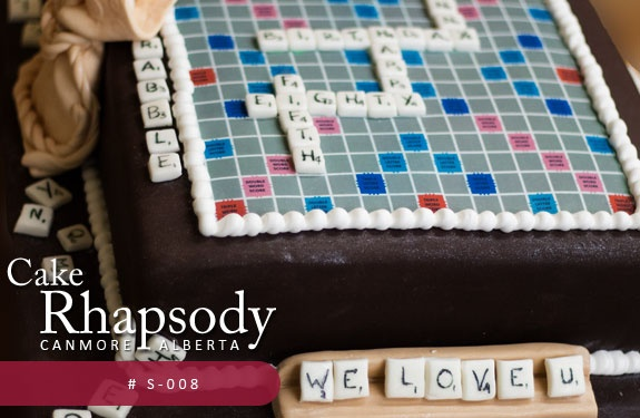 Specialty Cakes by CakeRhapsody.ca Canmore.  Impress your guests with beautiful custom designed cakes for Birthdays, Anniversaries or any other special occasion you like to celebrate!