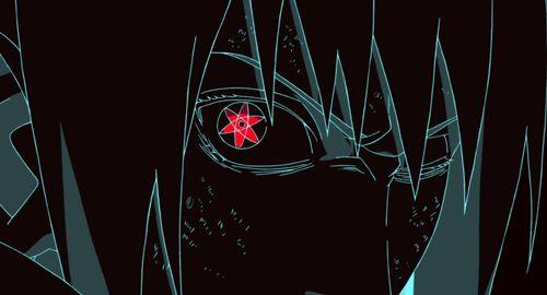 Itachi Mangekyou Sharingan GIF | Anime Images