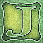 Presentation Alphabets: Drop Caps Letter J - Style 076