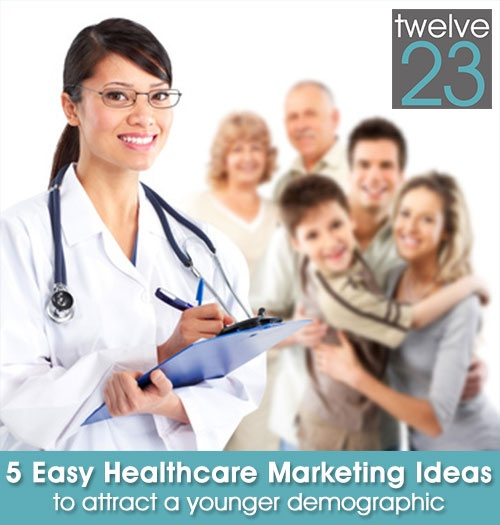 5 Easy Healthcare Marketing Ideas to Attract a Younger Demographic
