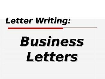 Best 25+ Sample of business letter ideas on Pinterest