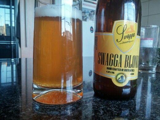 Swagga Blonde