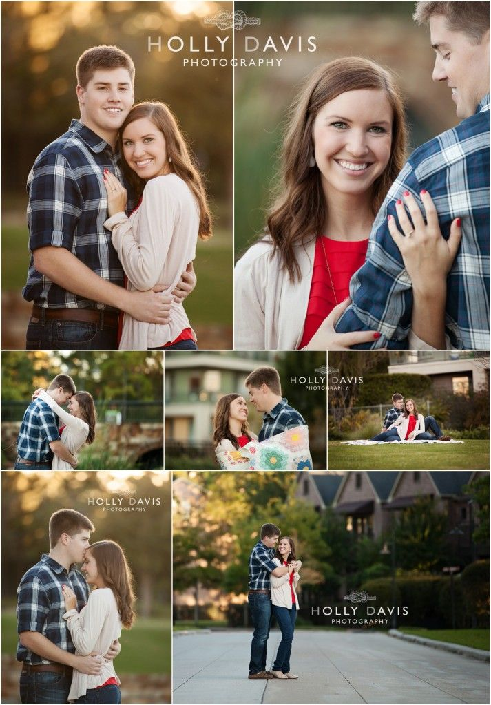Outdoor Engagement Posing, Engagement Portraits, Engagement Pictures, Couples Posing Holly Davis Photography |  The Woodlands, TX