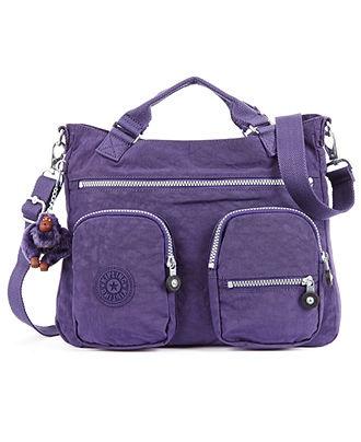Kipling Handbag, Adomma Shoulder Bag - Handbags & Accessories - Macy's