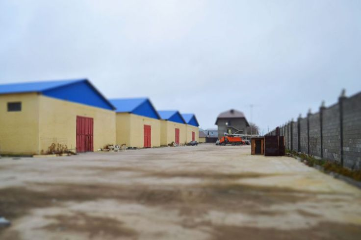 Складские помещения в деревне Богослово Щелковского района