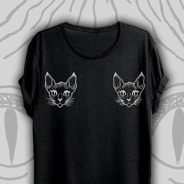 All Black Everything.  #hekser#hekserclothing#brand#thessaloniki#designer#fashion#sphynxcats#sphynxcatsofinstagram#cats#catdesign#cattattoo#neotrad#minimal#double#blackandwhite#allblackeverything#blacklikemysoul#shoutout#artist#artwork#clothing#etsy#etsyseller