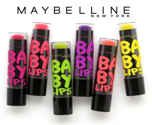 MAYBELLINE New York BABY LIPS #70 PINK SHOCK Moisturizing Lip Balm #MaybellineNewYork