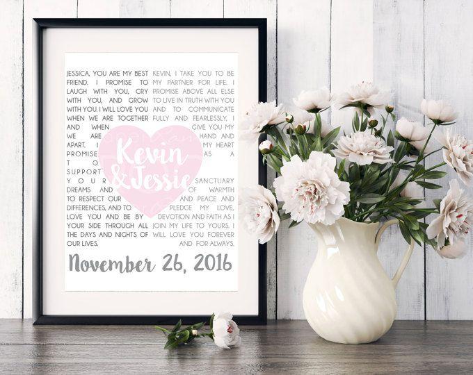 Wedding Vow Gifts: 17 Best Ideas About Wedding Vow Art 2017 On Pinterest