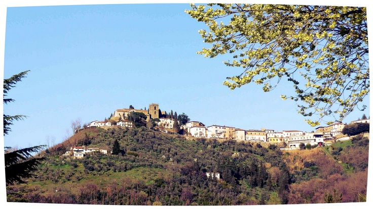 Montecatini (Pistoia - Tuscany).