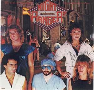 Night Ranger....When you close your eyes.........Sister Christian....many good memories listening to them.