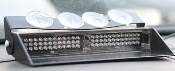 Police Light - PD72 LED Dash Light