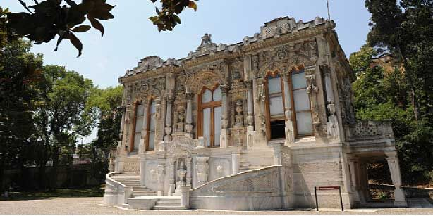 Beşiktaş unfolding: Oooh! Thanks to Pat Yale for whetting my interest for a ramble around Besiktas!