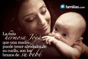 Principal necesidad del recién nacido: el contacto físico con su madre