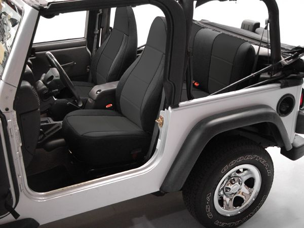 Jeep Seat Cover, Coverking Neoprene Jeep Seat Covers, Jeep Neoprene Seat Covers