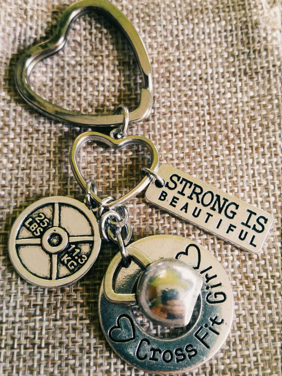 Hey, I found this really awesome Etsy listing at https://www.etsy.com/listing/249259021/keychains-cross-fit-girl-kelly-workout