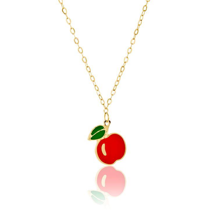Κολιέ Candy Collection από κίτρινο χρυσό 9Κ με σμάλτο - See more at: http://www.lilalo.com/%CE%BA%CE%BF%CF%83%CE%BC%CE%AE%CE%BC%CE%B1%CF%84%CE%B1/%CE%BA%CE%BF%CE%BB%CE%B9%CE%AD/candy-collection-necklace-in-19%CE%BA-yellow-gold-with-enamel..html#sthash.nSWkkO9a.dpuf