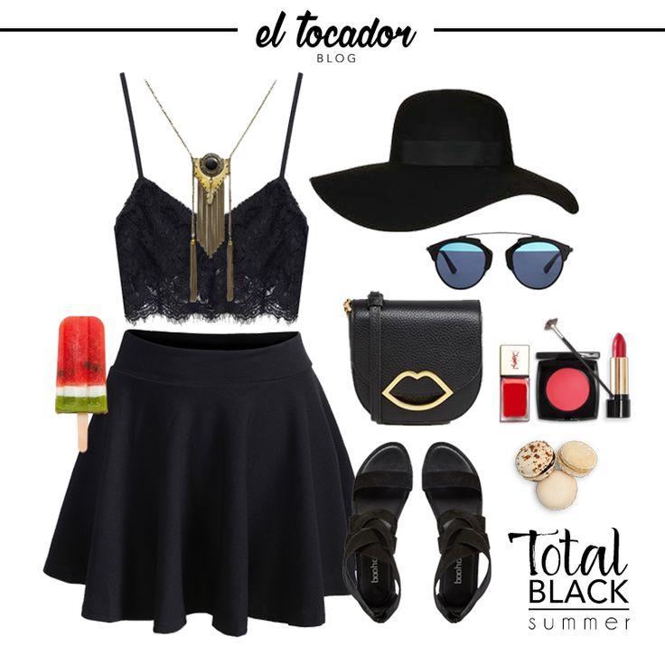 Si alguna vez te han preguntado¿Por qué siempre (o la mayoría de veces) usas ropa negra? este post espara ti. El negro es sin duda nuestro color favorito, porque; sale con todo, nos hace ver más …