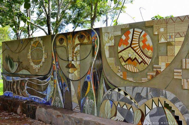 Crónicas de la Tierra sin Mal : Guata Porã – El Buen Camino / El Buen Caminar – Arte Neoguaraní
