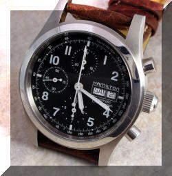53d3be165 Hamilton Field Chronograph. Hamilton Field Chronograph Hamilton Khaki Field  Automatic ...