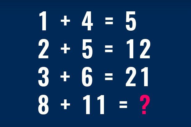 Znalezione obrazy dla zapytania zagadki matematyczne