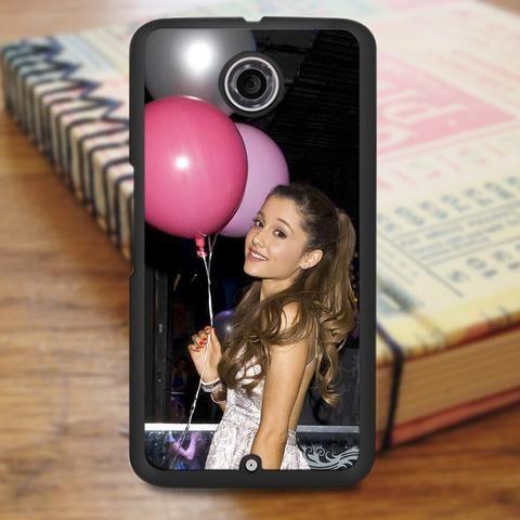 Ariana Grande Colorful Ballon Nexus 6 Case