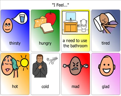 17 Best images about Visual Aids on Pinterest   Early childhood ...