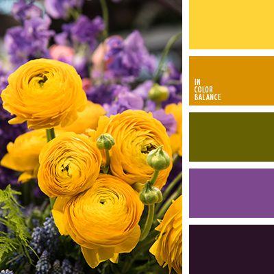 желтый и зеленый, желтый и фиолетовый, зеленый и желтый, зеленый и фиолетовый, лавандовый цвет, медовый цвет, оттенки желтого, оттенки желтого цвета, темно-желтый, фиолетовый и желтый, фиолетовый и зеленый, цвет желтых цветов, цвет лаванды, цвет меда,