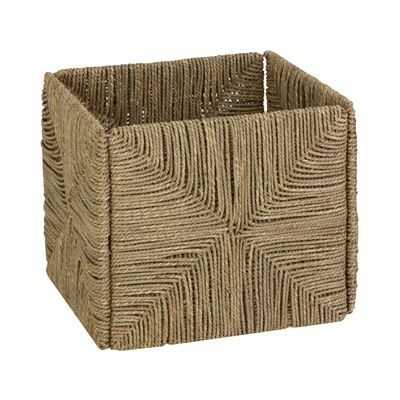 Honey Can Do STO-03666 Folding Seagrass Basket