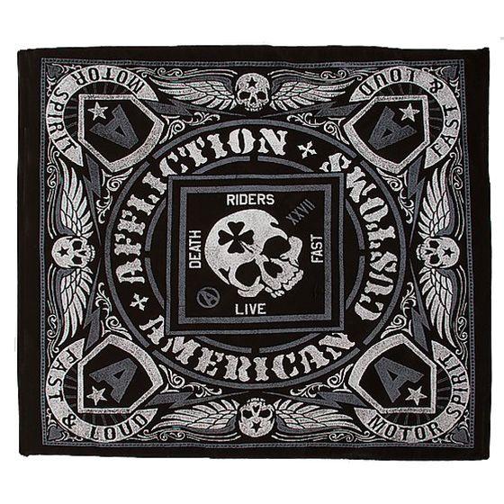 Šátek Affliction Feelin Lucky | MMA shop - vybavení pro bojové sporty a oblečení | Affliction - dámské a pánské značkové oblečení a doplňky