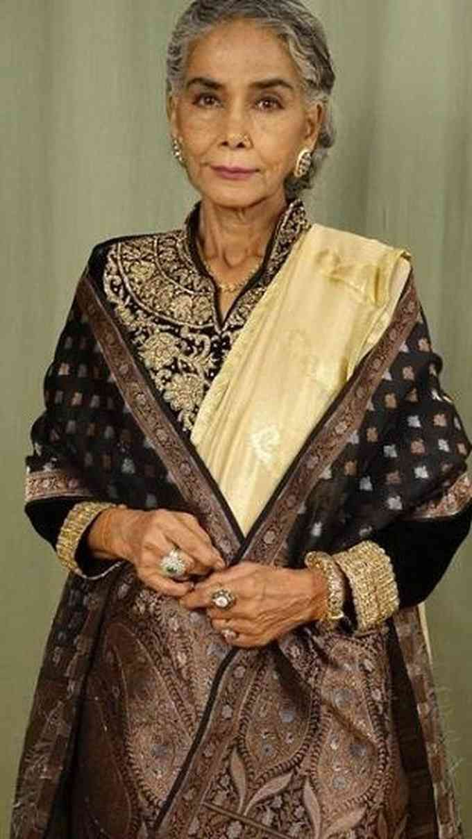 Surekha Sikri Age, Affairs, Height, Net Worth, Bio and More | The Personage  | Favorite celebrities, Affair, Net worth