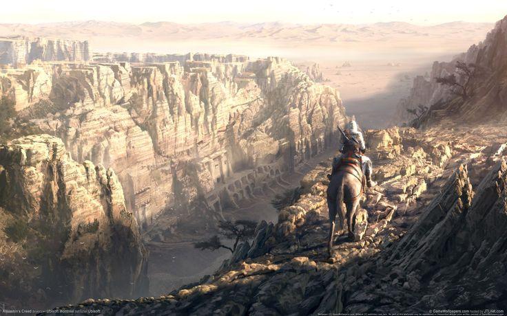 Video Game Assassins Creed Wallpaper