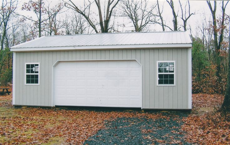 101 best images about one car garages on pinterest for 16 x 10 garage door cost