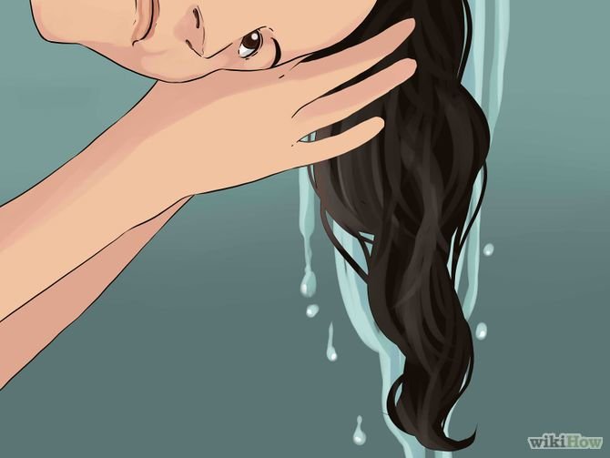 How to Naturally Darken Your Hair via wikiHow.com