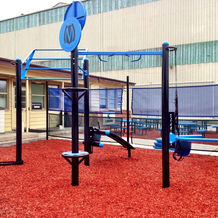 Used Commercial Gym Equipment Atlanta: 65 Best MoveStrong Outdoor Functional Fitness Products