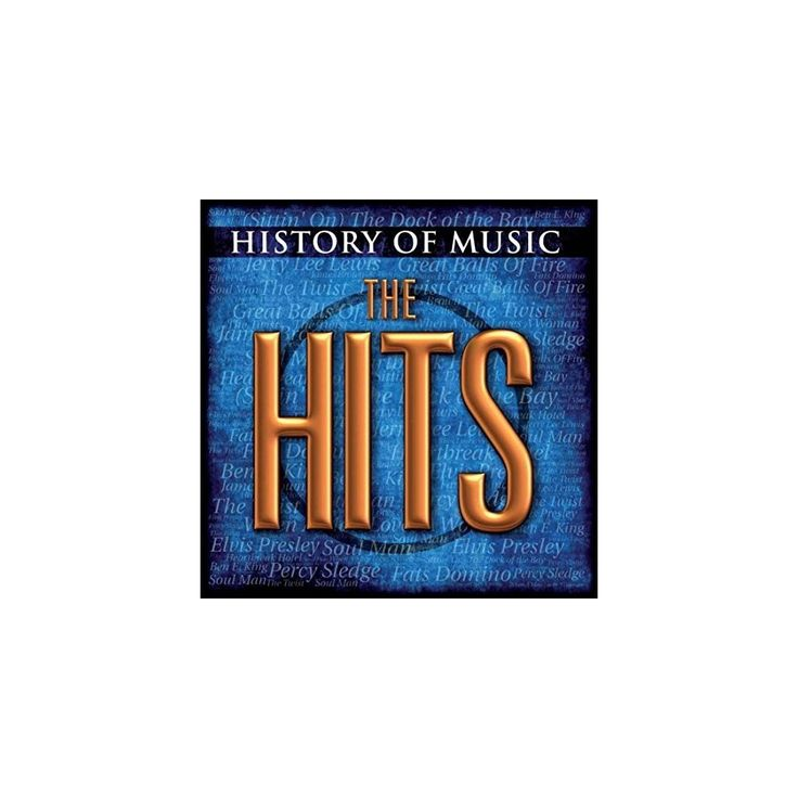History of Music: Hits & Var - History of Music: Hits / Var (CD)