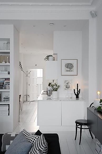 265. White Interior