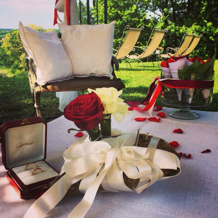 СВАДЬБА СРЕДИ ВИНОГРАДНИКОВ (Италия)   WEDDING DETTAGLI