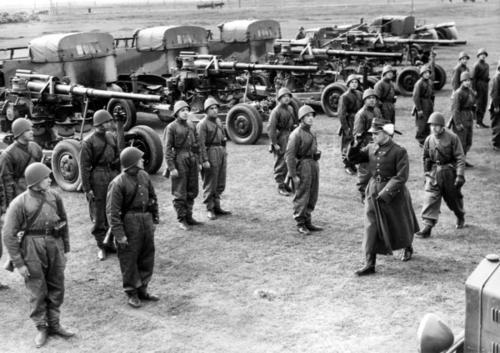 Polish Army artillery unit WW2, pin by Paolo Marzioli