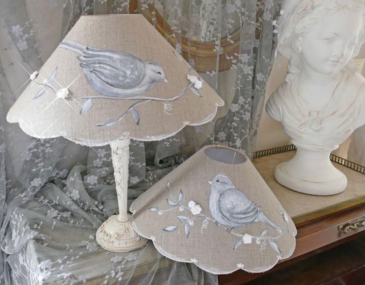 17 meilleures id es propos de peindre un abat jour sur pinterest peindre des abat jours. Black Bedroom Furniture Sets. Home Design Ideas