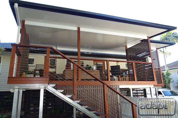 Cooldek Insulated Flyover Roof & Deck, Tarragindi | AdaptIt Group