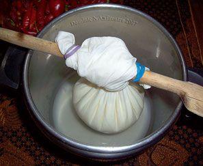 Receitas com Kefir ou Iogurte: Coalhada Seca, Cream cheese e Chanclich