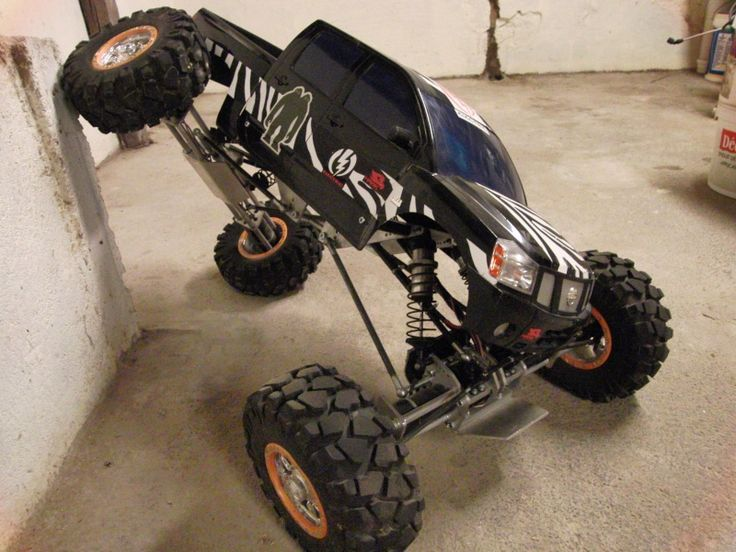 Homemade Rc Rock Crawlers Pictures | Any thing rc ...