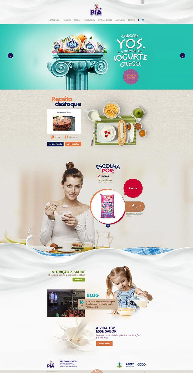 Website Piá
