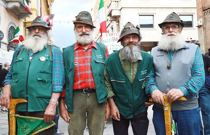 Alpini a Piacenza.. io c'ero!